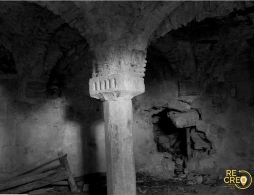 La cripta di Giugnano