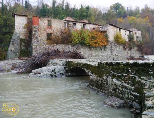 Bruscheto: il Mulino ed il Ponte di Annibale
